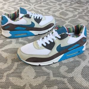Men's NIKE.ID Custom NIKE AIR MAX 90 Sneakers